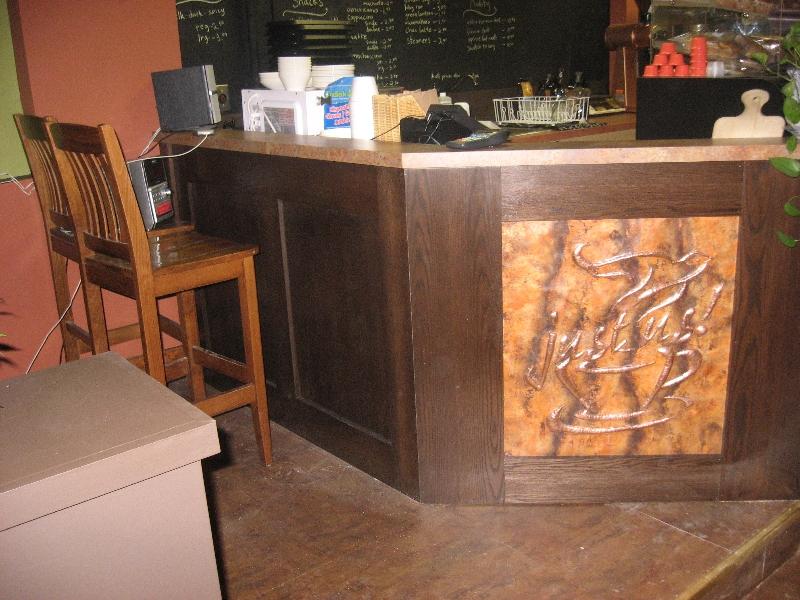 Just Us Cafe - Barrington Street